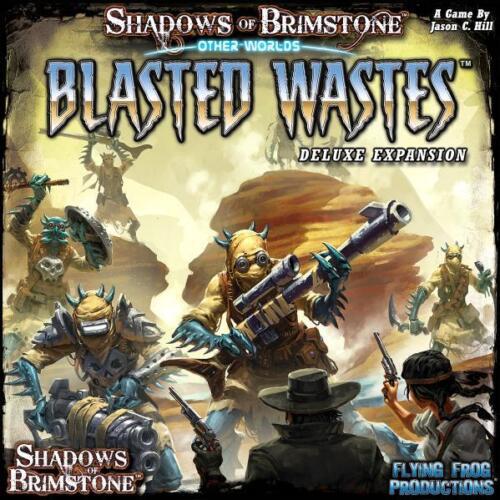 Otherworlds Blasted Wastes *NEUF//NEW* SHADOWS OF BRIMSTONE