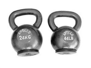 Details about Apollo Athletics KB-20 Kettlebell - 44 lbs