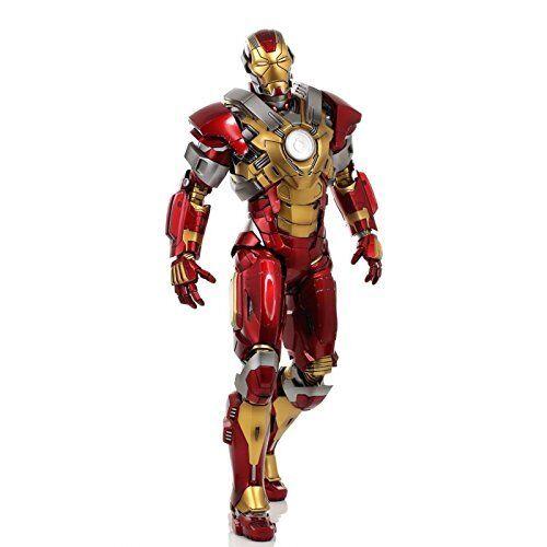 NEW Movie Masterpiece IRON MAN MARK 17 XVII HEARTBREAKER 1/6 Figure Hot Toys