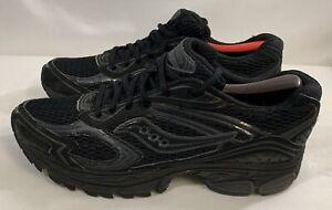 f9dea571 Details about Black Saucony Ride 4 Running Walking Shoes 10090-4 Women's  Size 10