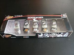 2006 Winners Circle Dale Earnhardt Hall Of Fame Tribute 5 Car Set