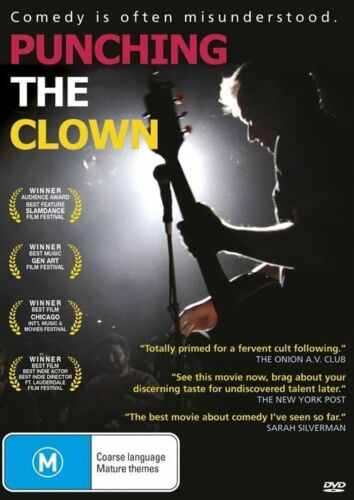 1 of 1 - Punching the Clown NEW R4 DVD