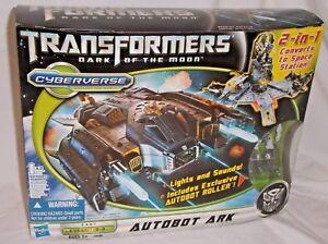 Hasbro Transformers Dark Moon Cyberverse - Station spatiale électronique Arc Autobot 653569574668