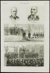 1889-Antique-Print-TURKEY-GERMAN-EMPEROR-VISIT-SERBIA-BELGRADE-PARLIAMENT-249
