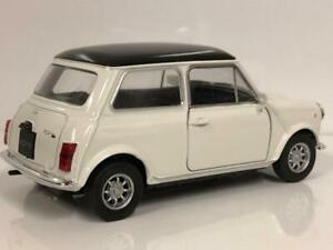 MINI-COOPER-1300-VOITURE-MINIATURE-WELLY-NEX-MODELS-100-NEUF