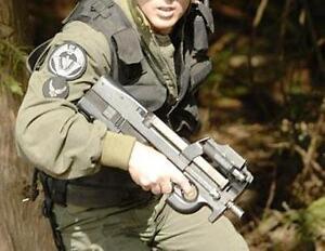 P90 HARNESS STARGATE SG-1 SGA OFFWORLD | eBay