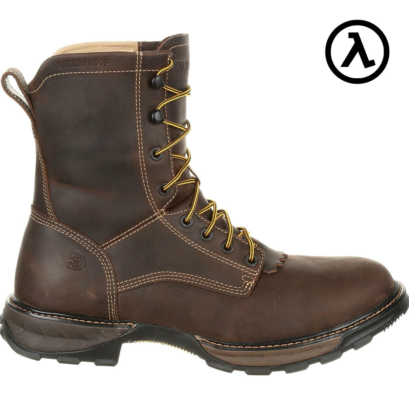 DURANGO MAVERICK XP STEEL TOE WATERPROOF LACER WORK stivali DDB0173  ALL DimensioneS