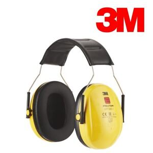 1366cda34 Details about 3M H510A Peltor Optime Comfort Ear Muffs Headband Suitable  For 87-98dB