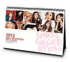 GIRLS' GENERATION SNSD 2012 SM OFFICIAL DESK CALENDAR NEW