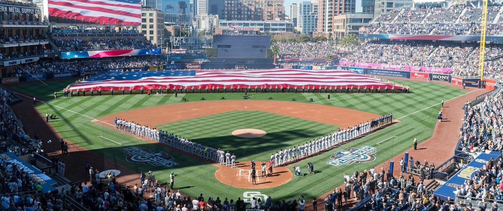 Colorado Rockies at San Diego Padres Tickets (Team Photo and Schedule Giveaway and Fireworks)