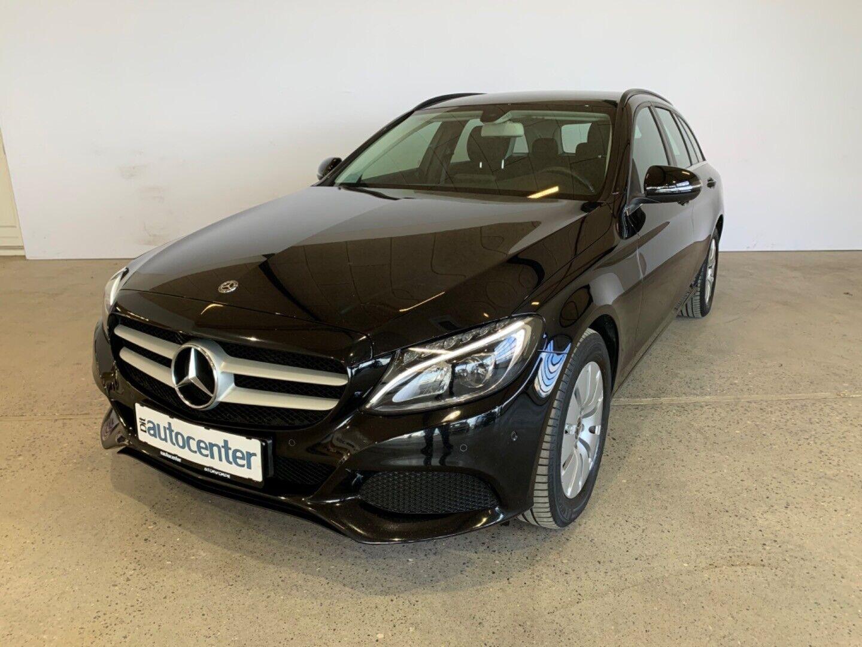 Mercedes C200 d 2,2 stc. aut. 5d - 279.900 kr.
