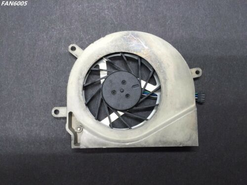 "Apple MACBOOK 17/"" PRO UNIB17 A1212 CPU COOLING FAN LEFT Cooler KDB04505HA 6E67"