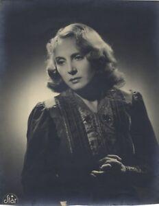 Modalità Belle Donna Star Parigi Francia Foto Artistico Vintage Analogica