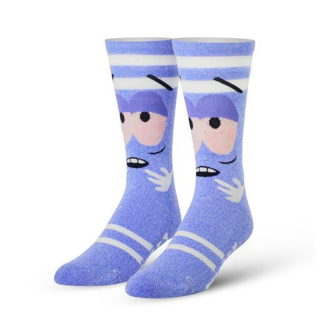 NEW Huf x South Park Randy Mens Plantlife Crew Socks