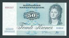 F.C. DINAMARCA DENMARK , 50 CORONAS 1995 , EBC+ ( XF+ ) , P.50l .
