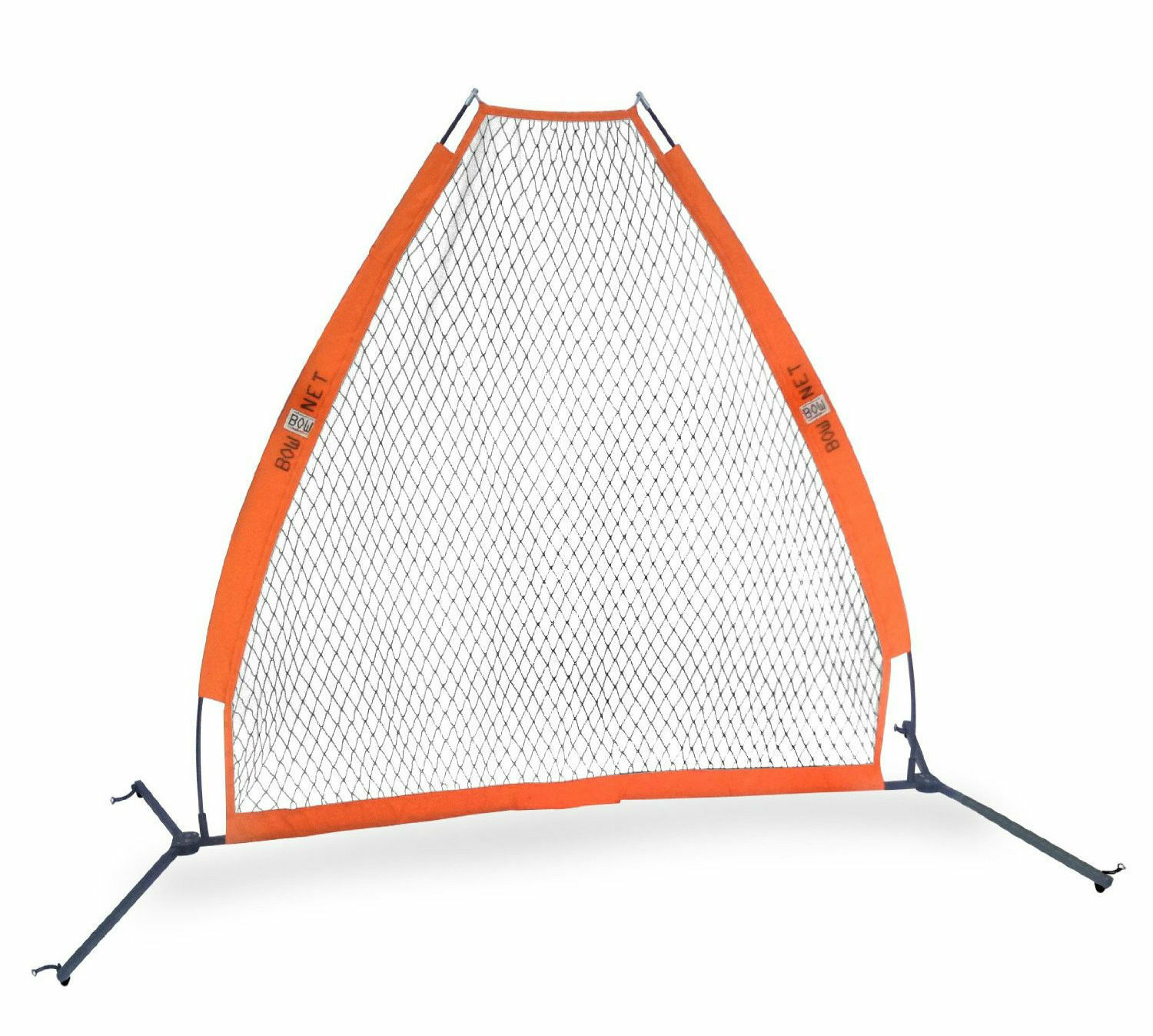 Bownet Net + Portable Frame Portable + Baseball/Softball Pitching Screen Training/Practice 2afaa0