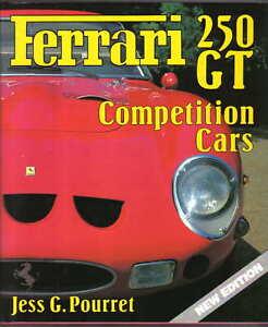 Ferrari-250-GT-Competition-Cars-by-Jess-Pourret-Pub-Foulis-1987