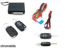 Mando Cierre Centralizado Kit para +HA llaves placas ciegas AUDI A3 A6 A4 095