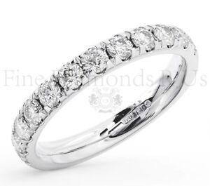 100CT Round Brilliant Cut Diamond Eternity Ring Wedding Available in Platinum - Hatton Garden, London, United Kingdom - 100CT Round Brilliant Cut Diamond Eternity Ring Wedding Available in Platinum - Hatton Garden, London, United Kingdom