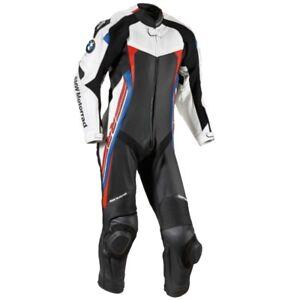 BMW-Courses-Combinaison-de-Moto-en-Cuir-Moto-en-Cuir-Veste-Pantalon-1-Piece