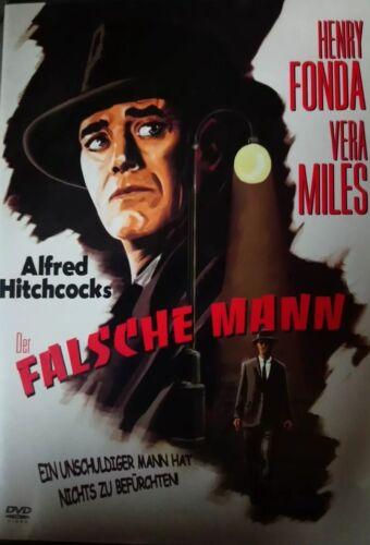1 von 1 - Der falsche Mann von Alfred Hitchcock | DVD | gebraucht