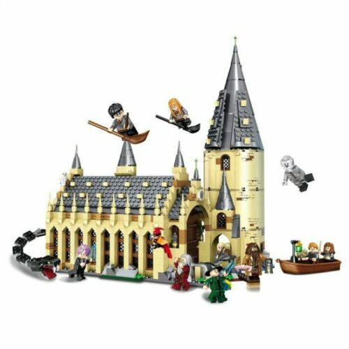 AMAZING Legoing Compatible Harry Potter Hogwarts Great Hall Movie Sets 16052 NEW