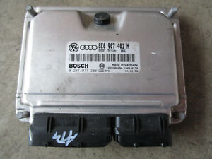 Motorsteuergerät Steuergerät 2.5 TDI AUDI A4 B6 A6 4B VW Passat 3BG 8E0907401C