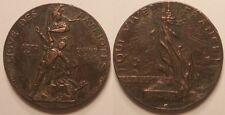 Médaille, Ligue des Patriotes 1870-18.., Qui vive? France, Mai 1882 !!