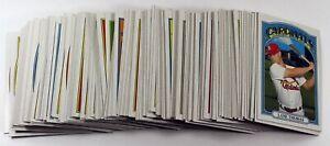 Lot of 50: 2021 MLB Topps Heritage Baseball Cards NO DUPLICATES From Base Set