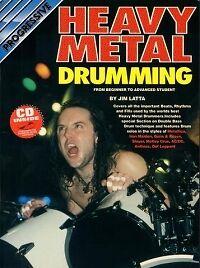 Acheter Pas Cher Progressive Heavy Metal Drumming Book & Cd-afficher Le Titre D'origine Attrayant Et Durable