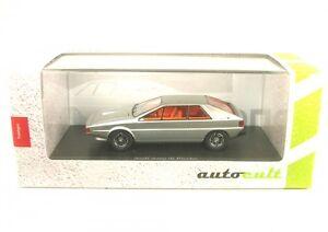 Audi Asso di Picche (silver) Italy - 1973