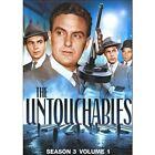 The Untouchables Season 3 Volume 1 4 Disc DVD