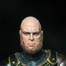HEAD ONLY Mythic Legion Four Horsemen Custom Painted Scar HEAD ONLY