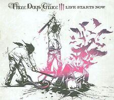 Life Starts Now [Digipak] by Three Days Grace (CD, Sep-2009, Jive (USA))