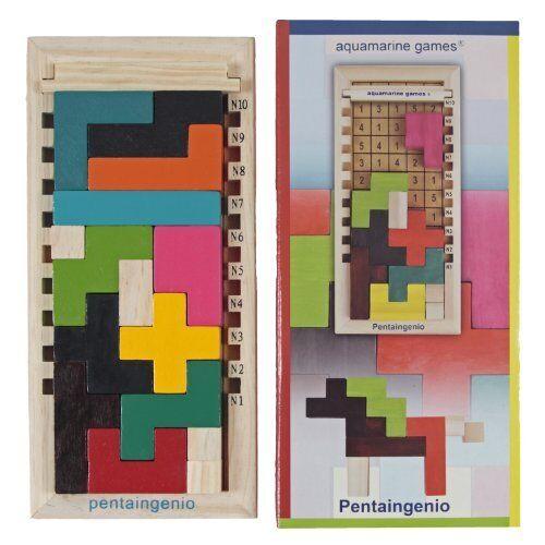 Acquamarina Games pentaingenio gioco di abilità compudid CP2514