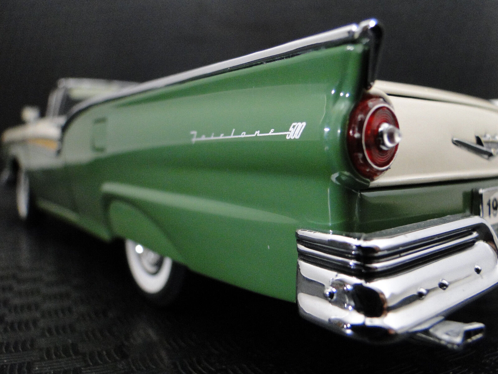 1 Ford construyó 1950s Sport Car 24 Vintage 18 clásico concepto 43 carrusel verde 12