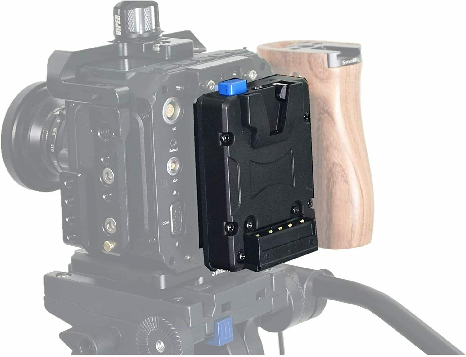 SONGING FXLION Nano LNP V-Lock/V-Mount Converting Plate Which Make it Possible