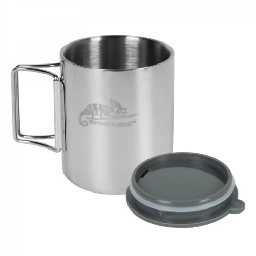 Helikon-Tex Thermo Cup Gobelet Outdoor Survival Camping-Stainless Steel