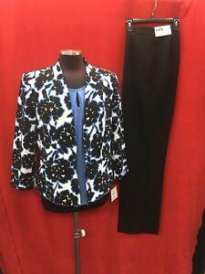 débardeur New Strong Pants taille With Kasper 18w Suit Tailles Label q7vW6w