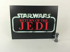 "Star Wars return of the jedi large logo backdrop For Display 16"" x 12"""