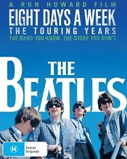 The Beatles - Eight Days A Week - Touring Years (DVD, 2016) NEW