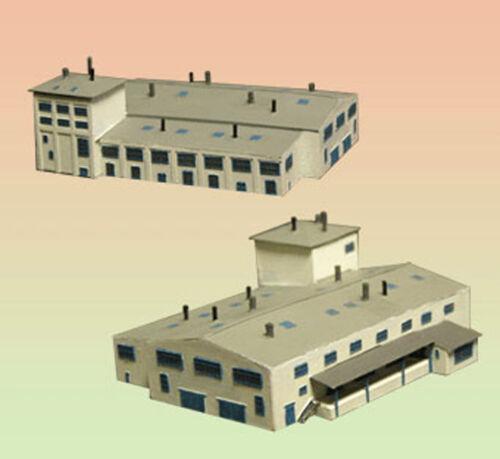 M 1:700 Fischfabrik