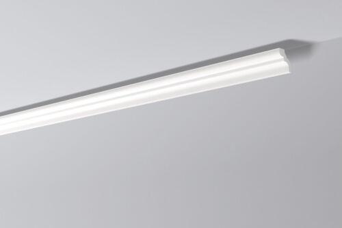 """Stuckleiste /""""Monza/"""" NMC WALLSTYL® - WT9 aus hochfestem Polystryrol"""