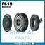 A//C Compressor Clutch Assembly Fits Ford F150 /& 550 Super Duty FS10 PV8 QA