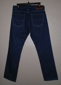 NEW Polo Ralph Lauren Slim Straight Dark Blue Denim Jeans