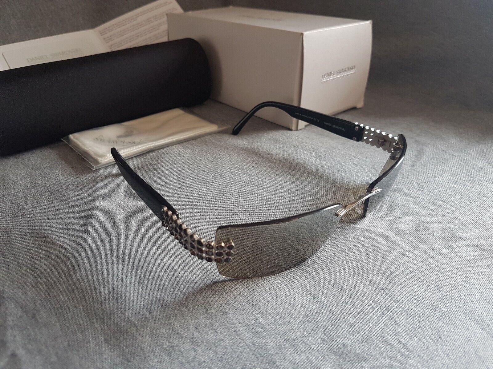 Brand new original Daniel Swarovsky S572 6051 sunglasses
