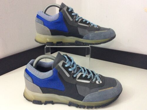 Blue Sneakers 6 Uk Eu40 Trainers Limited Edition Lanvin Vgc Runners SqI4EwxtEY