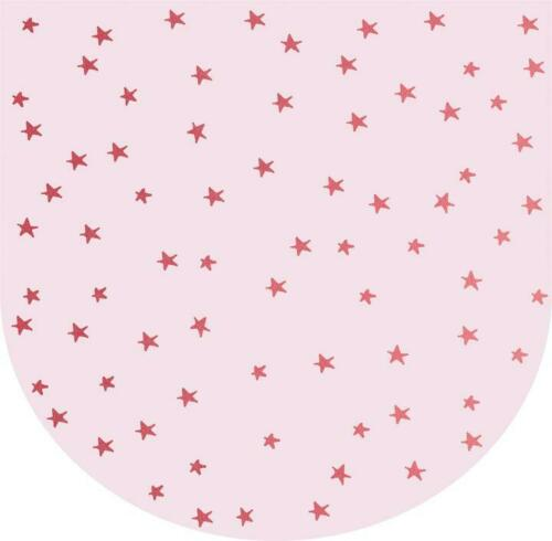 Kaisercraft K Style Glorious Coin Purse Stationery Pink Stars PU leather