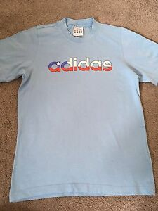 Manches Limited Adidas shirt T Xs à Uk Casual Bleu Top Courtes 6vIfy7Ybg