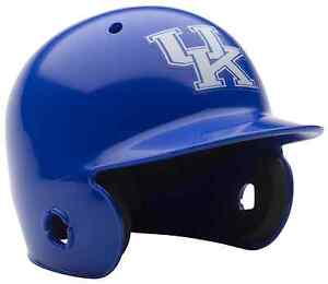 KENTUCKY-WILDCATS-NCAA-Schutt-MINI-Baseball-Batter-039-s-Helmet
